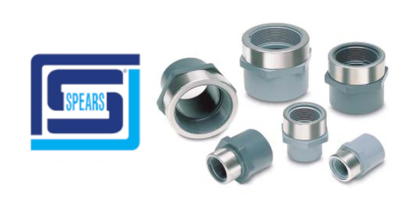 Spears Split Ring Fittings